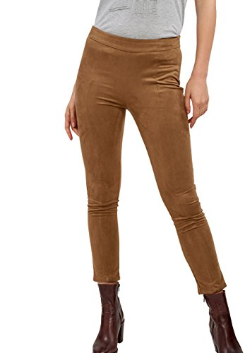 MEXX Leggins in Velours Lederimitat Damen MX3024923