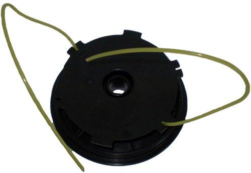 Ikra 73500600 - Spola di ricambio DA-F15 per decespugliatore modelli BF 25, BF 33, BF 43