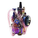 perfk Motorrad Vergaser Reparatursatz Werkzeug Dichtungssatz für 125-350ccm Dirt Pit Bike ATV Buggy