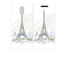 Techno Gadgets Flip Cover for Xiaomi Redmi Note 4