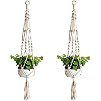 Amazon Fr Suspension Macrame Jardin