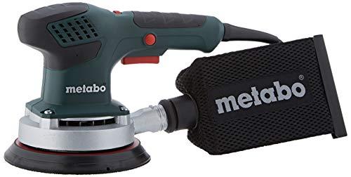 Metabo sxe 3150 (600444000) levigatrice elettrica, 310 w, nero/verde
