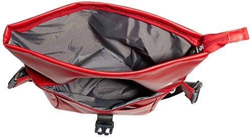 Bree Collection - Punch 98, Chrome, Messenger M, Borsa A Tracolla da donna Rosso (red 152)