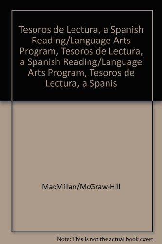 Tesoros de Lectura, a Spanish Reading/Language Arts Program, Grade 1 Student Book, Book 6 (Elementary Reading Treasures) por McGraw-Hill Education