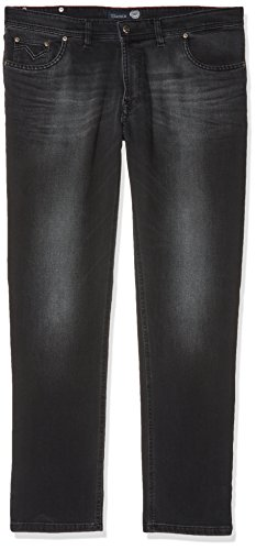 Atelier GARDEUR Herren Slim Jeans Bill-8, Schwarz (Black 199),W40/L30 Preisvergleich
