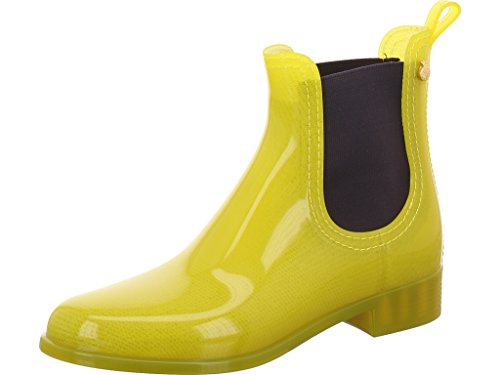 Lemon Jelly Damen Pisa Chelsea Boots Lemon/Black