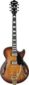 Guitares électriques IBANEZ AGS73T-TBC TOBACCO BROWN Demi-caisse