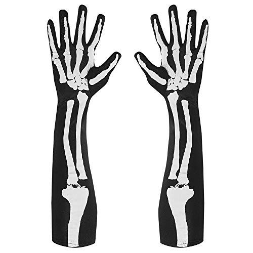WIDMANN 01089Guantes Esqueleto