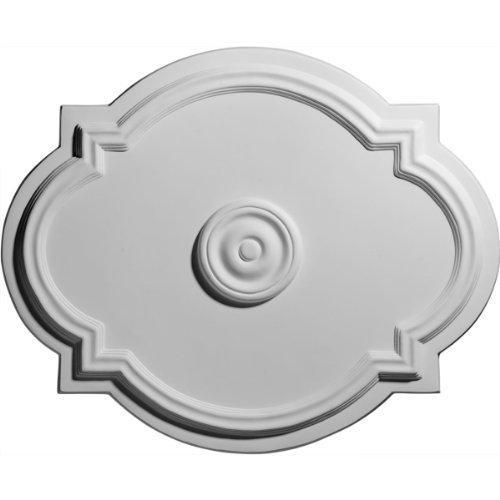 Waltz 17 3/8 H x 21 1/4 W x 1 D Ceiling Medallion by Ekena Millwork -