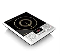 (CERTIFIED REFURBISHED) Philips HD4929 2100-Watt Induction Cooker (Black)