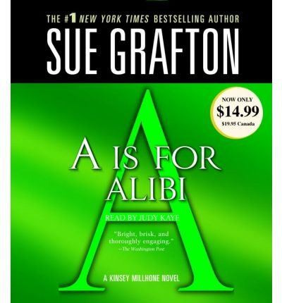 Grafton Hörbücher Cd Sue ([(A is for Alibi)] [Author: Sue Grafton] published on (September, 2007))