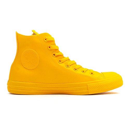 Converse Chuck Taylor All Star Wash Hi, Unisex-Erwachsene Sneaker Senf