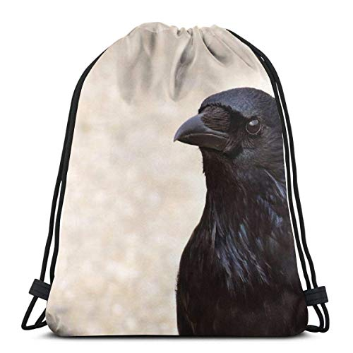 Cap pillow Black Swan Swim Young Bird Water Custom Drawstring Shoulder Bags Gym Bag Travel Backpack Lightweight Gym for Man Women 16.9
