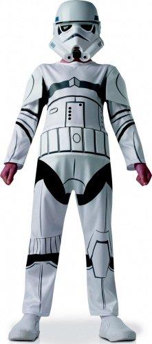 Generique - Klassisches Star Wars Rebels Stormtrooper-Kostüm für - Star Wars Rebels Stormtrooper Kostüm