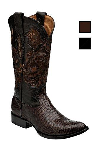 Cuadra , Bottes et bottines cowboy homme Braun