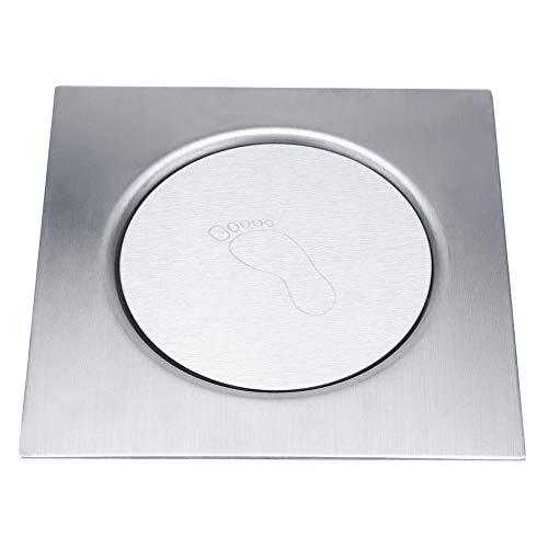 Garosa Bodenablauf Edelstahl Duschablauf Shower Drain Sieb Protector für Badezimmer Waschküche Küche Zubehör(#3) - Protector Spüle Edelstahl