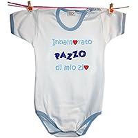 """Zigozago - Body """"INNAMORATO PAZZO DI MIO ZIO"""""""