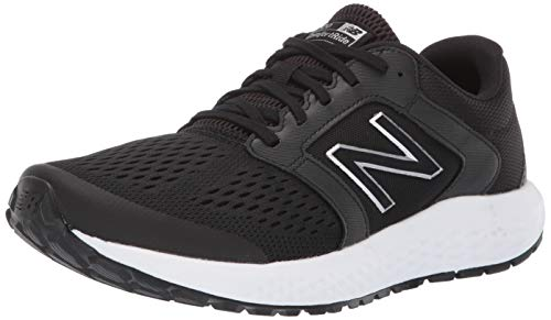 New Balance 520v5, Scarpe Running Uomo, Nero Black/White, 41.5 EU