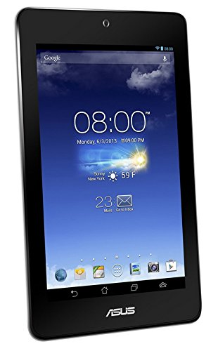 Asus MeMO Pad HD 7 17,8 cm (7 Zoll) Tablet-PC (ARM MediaTek MT8125, 1,2GHz, 1GB RAM, 8GB HDD, SGX 544, Android OS) weiß