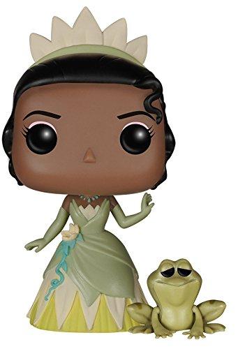 Funko POP! Disney's The Princess & The Frog - Princess Tiana & Naveen Vinyl Figur (Tiana Disney)