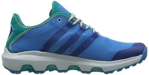 Outdoor Trail Running Shoes adidas Performance Climacool Voyager Hommes Blanc S78564 Blau
