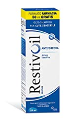 Idea Regalo - Restivoil Olio-Shampoo Complex Antiforfora - 250ml