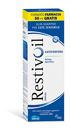 Restivoil Olio-Shampoo Complex - 250 ml