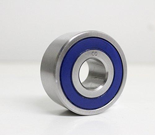 Preisvergleich Produktbild S698 2RS / SS698 2RS Edelstahl Mini Kugellager 8x19x6 mm / Industriequalität / 698SS / 698RS inox rostfrei S698RS 698SS 698RS 698