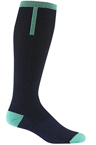 wigwam-snow-fusion-ultra-lite-calcetines-mujer-verde-arcadia-size-uk-5-8-eu-37-42