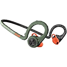 Plantronics BackBeat Fit II - Auriculares deportivos inalámbricos, color verde