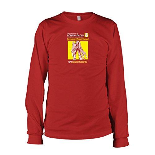 TEXLAB - Weyland Yutani Power Loader - Langarm T-Shirt, Herren, Größe L, ()