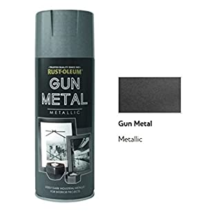 Rust-Oleum AE0534400UK Spray Paint, Gun Metal