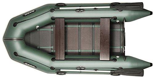 MebliLine Bark BT-310D Motorboot, Schlauchboot dreifach Paddelboot Einzelnes Boot, Vorzüglichkeit, Festigkeit (310)