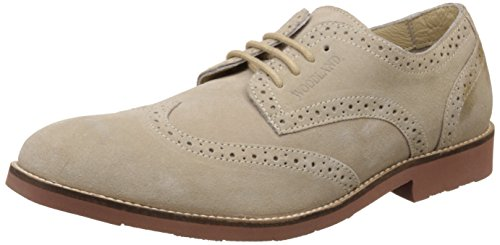 Woodland Men's Leather Lace Up Shoes