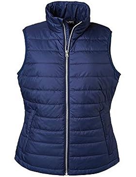 Ladies' Padded Vest Giacca imbottita donna poliamide