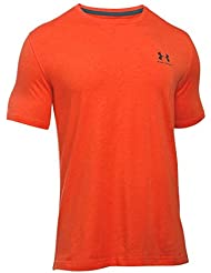 Under Armour Charged Cotton Izquierda Del Pecho Lockup T
