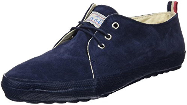 El Ganso Urban Dark Blue Suede, Zapatillas de Deporte para Hombre