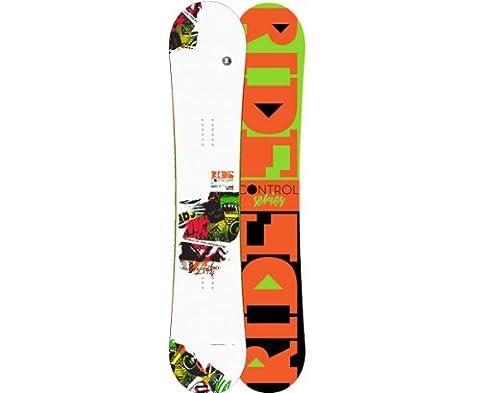 Ride Snowboards Men's All-Mountain Women black / brown Size:152 (EU)