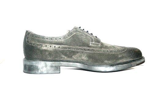 Santoni MGWB14253SMOIVOIG70 scarpa da uomo 44