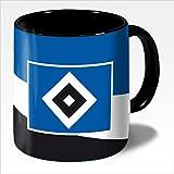 HSV Cup 'Diagonal Stripes Coffee Mug