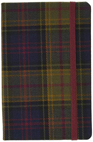 Kinloch Anderson: Waverley Genuine Tartan Cloth Commonplace Notebook (9cm x 14cm) (Waverley Scotland Tartan Cloth Commonplace Notebooks/Gift/stationery/plaid, Band 4) Anderson Band