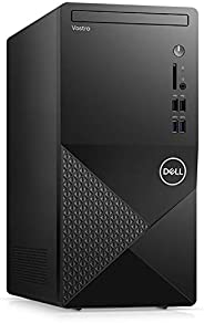 2021 Newest Dell Vostro Business Desktop 3888, Intel 6-Core i5-10400 up to 4.3 GHz, 16GB Memory, 256GB PCIe SS