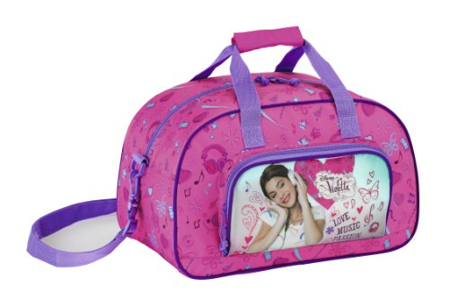 Violetta disney sport bag - borsa da viaggio (40 x 24 x 23 cm