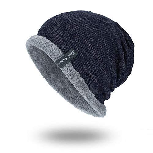 iHENGH Bequem Lässig Mode Unisex Strickmütze Hedging Head Hat Beanie Cap Warme Outdoor Mode Hut NY