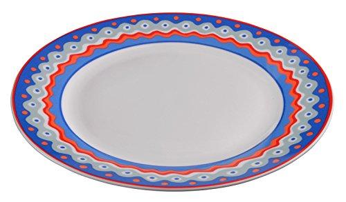 oilily-19-cm-cake-plate-blue