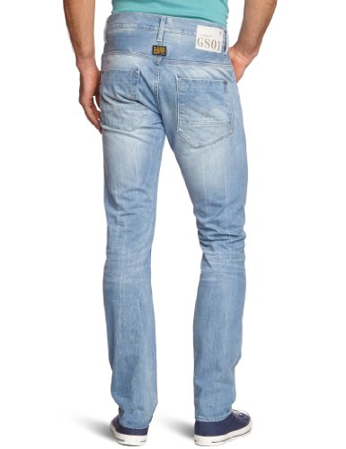 G-Star Raw - Jeans Homme - New Radar Slim Bleu (Light Aged 4862)