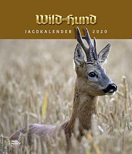Jagdkalender 2020: WILD UND HUND