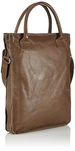Cowboysbag - Bag Dover, Borsa A Tracolla da donna Marrone (mud 560)