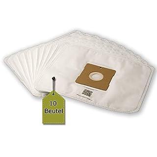 eVendix Staubsaugerbeutel passend für SATRAP Aspira Futur 2000 | 10 Staubbeutel + 1 Mikro-Filter | optimale Filterleistung | Top-Qualität