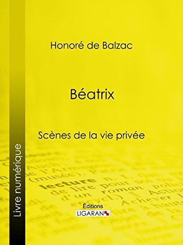 Béatrix par Honoré de Balzac